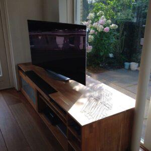 Liggende TV Kast