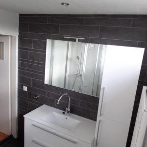 Complete tegel badkamer